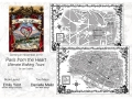 paris from the heart book map illustrations